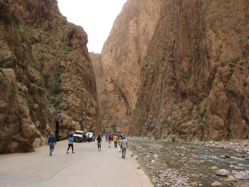 todra canyon
